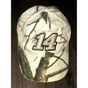 Team Realtree Racing Tony Stewart Number 14 Camo